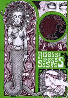 Poster - Medusa by greyflea