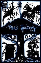 Flea's Journey by greyflea