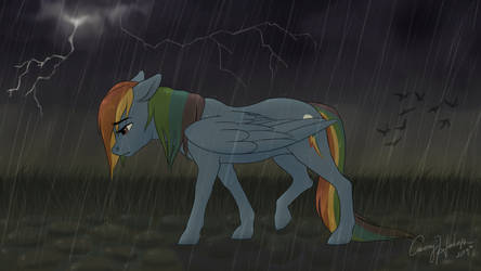 [REDRAW] Gloom by Bluefeathercat