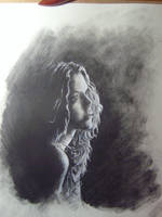 Charcoal Study by 2B-pencils