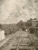 railroad 01 by OrigamiSuicida