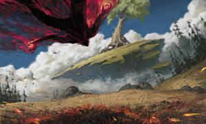 Yggdrasil by Vulpes-Ibculta
