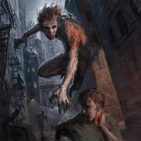 Vampire by Vulpes-Ibculta