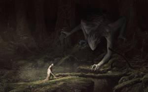 Fear Him by Vulpes-Ibculta
