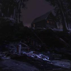 Bad dinner by Vulpes-Ibculta