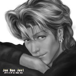 Jon Bon Jovi by beckpage