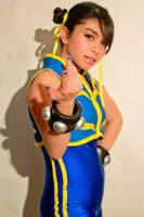 Chun Li - Street Fighter Alpha by miss-gidget