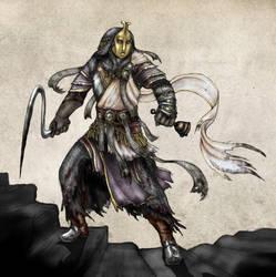 A Cleric by JRinaldi