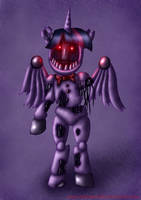 Withered TwiBonnie by Kana-The-Drifter