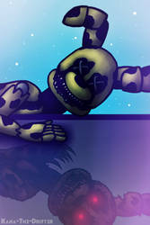 Just A Plushie..? [FnaF 4 ''PlushTrap''] by Kana-The-Drifter