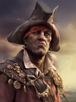 Pirate by artonzy