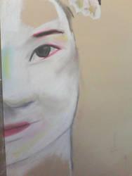 Geisha (Unfinished) by EsoteristicPremony