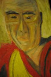 Dalai Llama by EsoteristicPremony