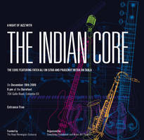 The Indian Core by dementeddesign