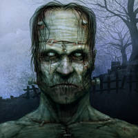 Frankenstein by mindsiphon