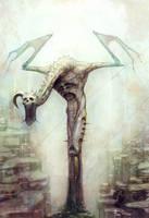 Tree Demon by mindsiphon