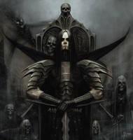Necrowarrior F by mindsiphon