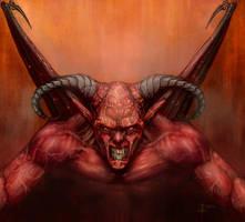 Demon by mindsiphon