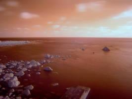 Martian Sea by Somasemaj