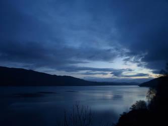 Loch Ness by Somasemaj