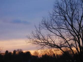 Winter Sunrise by MakaniKairen