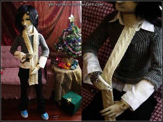 Doll Scarf by pervyfaerie