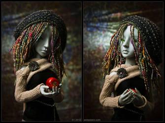 Apple of my Eye by pervyfaerie