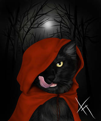 Red Riding Hood by RavenGuardian13