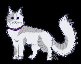 Ymis (cat form) by RavenGuardian13
