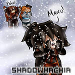 TG: Blizzard! by ShadowHachia