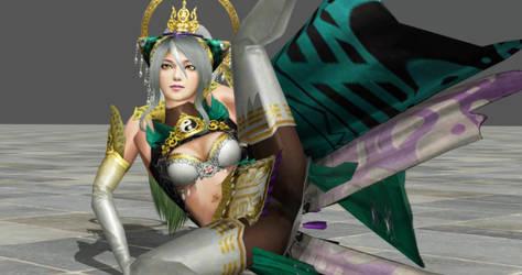 Nuwa-WarriorsOrochi  1 by ghxpunk