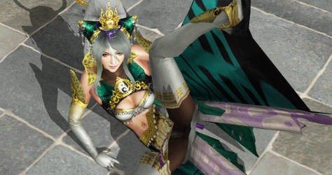 Nuwa-WarriorsOrochi  5 by ghxpunk