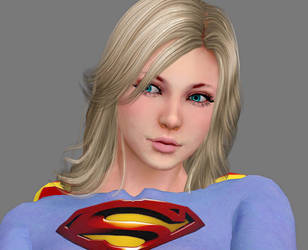 supergirl-xps5 by ghxpunk