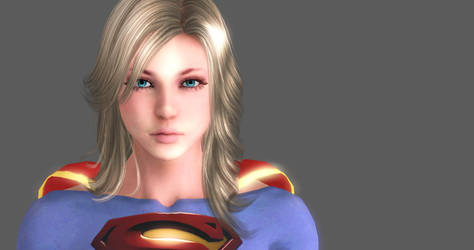 supergirl-xps6 by ghxpunk