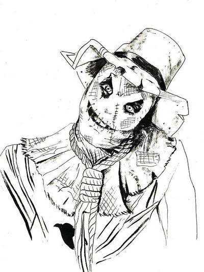 Scarecrow  by Colleen80