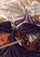 Angels of War and Peace by deviantkid