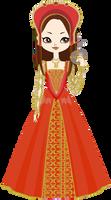 Anne Boleyn's style by marasop