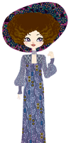 Emilie Floge, Klimt's muse by marasop