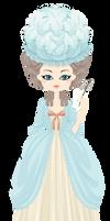 Evelina Anville by marasop