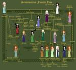 Sevenwaters Family Tree by marasop