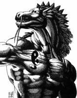 DragonMan by Jay-Shell