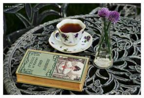 Evening Tea II by erbphotography