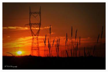 The Prairie Sky by erbphotography