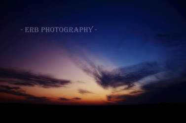 Prairie Painting by erbphotography