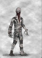 Monster for Evergo by CaptainJonnypants