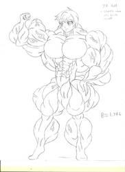 Akira Hypothetical max size by babermirza