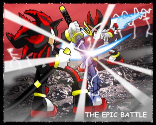 Epic Battle by Gaminefans