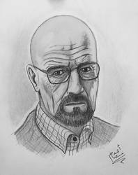 Walter White by aepainter