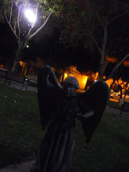 Weeping Angel 2 by darkladysamael