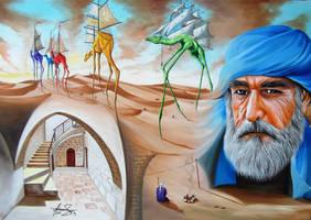 The Last Spirit of the Desert by Ishyndar
